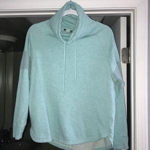 Gymshark cowl neck hoodie